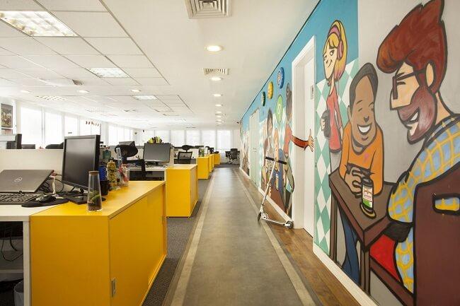 Neuroarquitetura: o ambiente corporativo não precisa ter uma cor única nas paredes