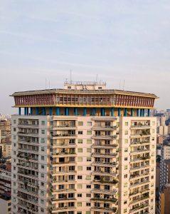 O Edifício Viadutos reflete uma mistura de diferentes estilos arquitetônicos. Fonte: Veja São Paulo