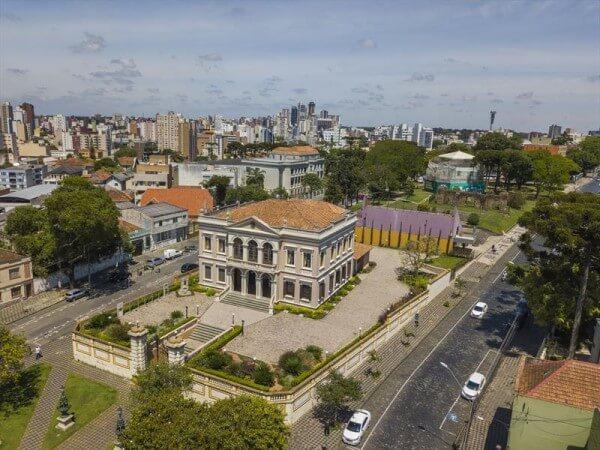 O que são metrópoles: Curitiba (foto: Prefeitura Municipal de Curitiba)