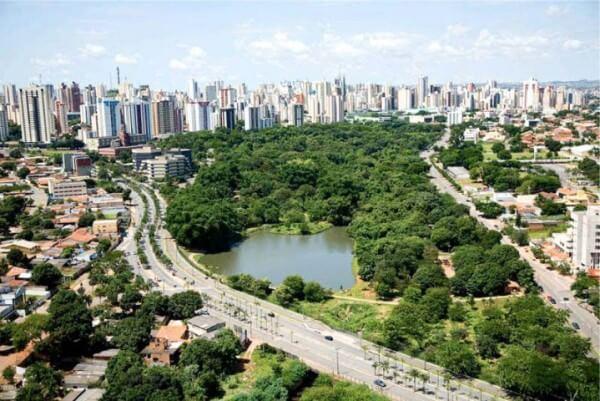 O que são metrópoles: Goiânia (foto: UBES)