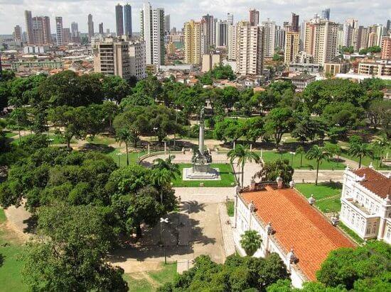 O que são metrópoles: Belém (foto: TripAdvisor)