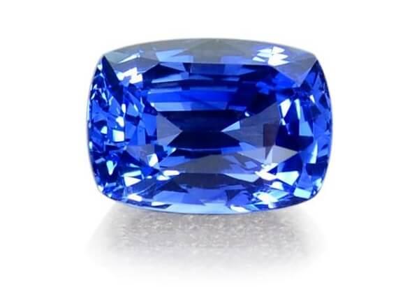 A Safira na cor azul é a pedra símbolo da arquitetura. Fonte: Pinterest