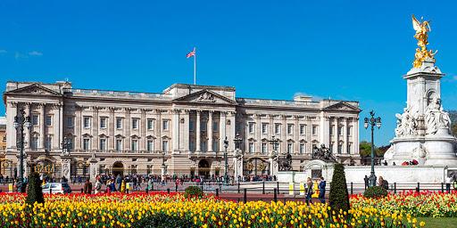 Casas mais caras do mundo: Palácio de Buckingham (foto: Estrela Tour)