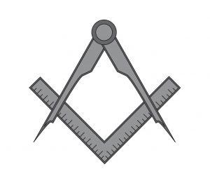 Entenda o significado do símbolo da arquitetura. Fonte: Pinterest