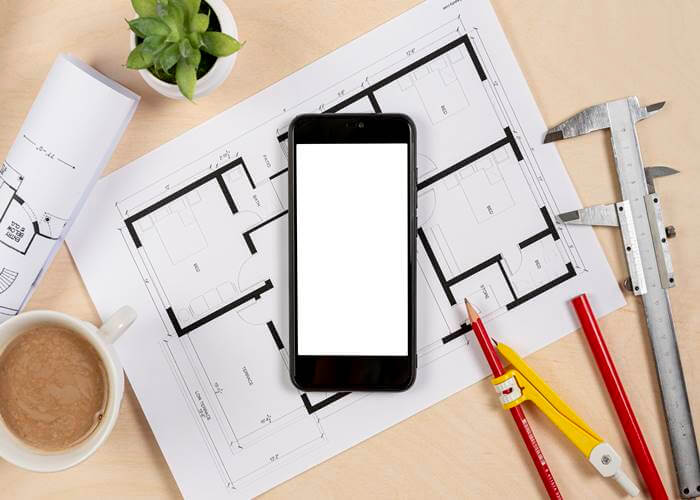 O Facebook é tido hoje como uma das melhores ferramentas de marketing digital para arquitetos e design de interiores. Fonte: Pinterest