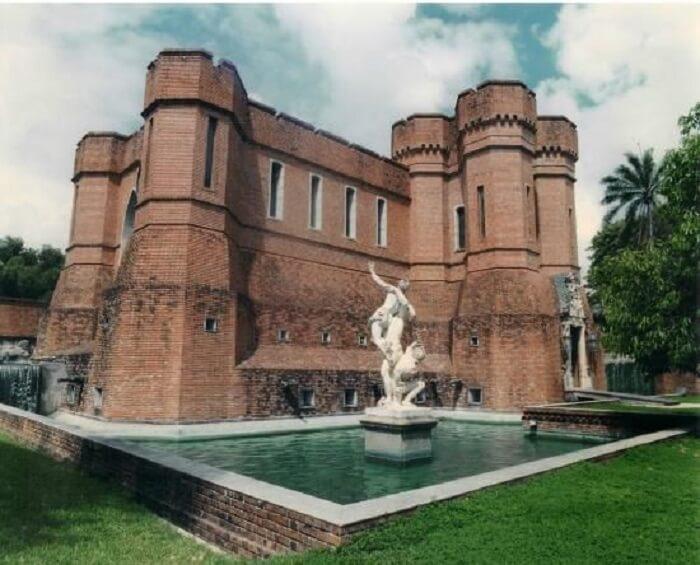 Castelos no Brasil: Castelo São João. Fonte: TripAdvisor