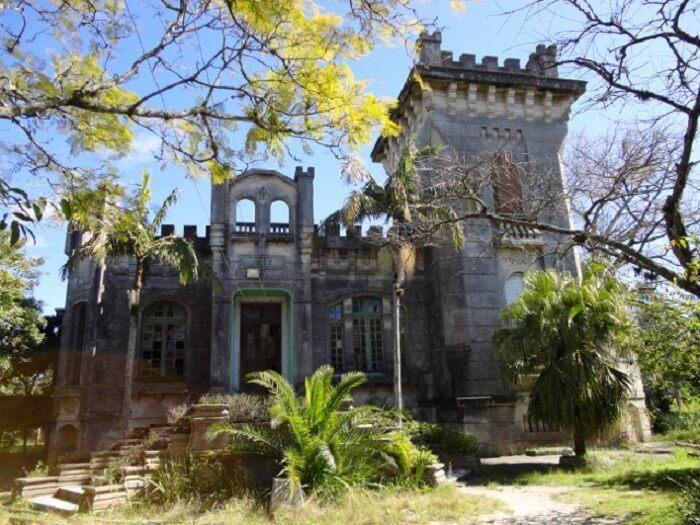 Castelos no Brasil: Castelo Simões Lopes. Foto: Bertoncello