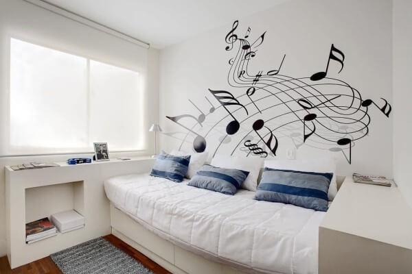 Tipos de camas de solteiro: cama com gaveta (foto: Sesso & Dalanezi Arquitetura+Design)