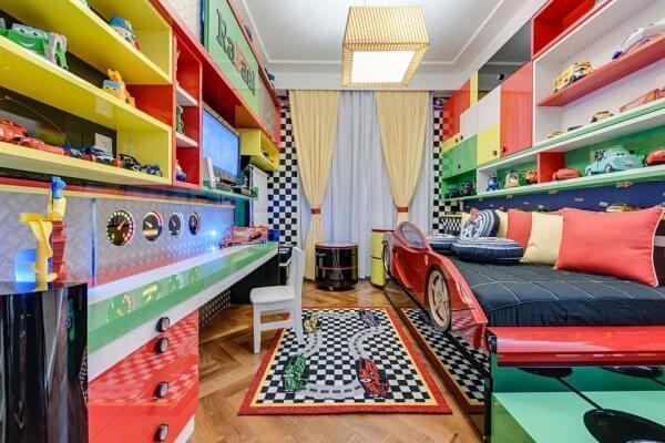 Tipos de camas: minicama infantil (foto: Andrea Bento)