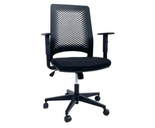 Cadeira ergonômica com tela no encosto (foto: Westwing)