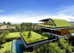 Descubra o que é arquitetura bioclimática, seus benefícios e exemplos a serem seguidos. Fonte: Pinterest