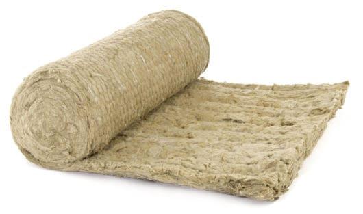 Lã de rocha é mais resistente ao fogo do que a lã de vidro (foto: Doce Obra)