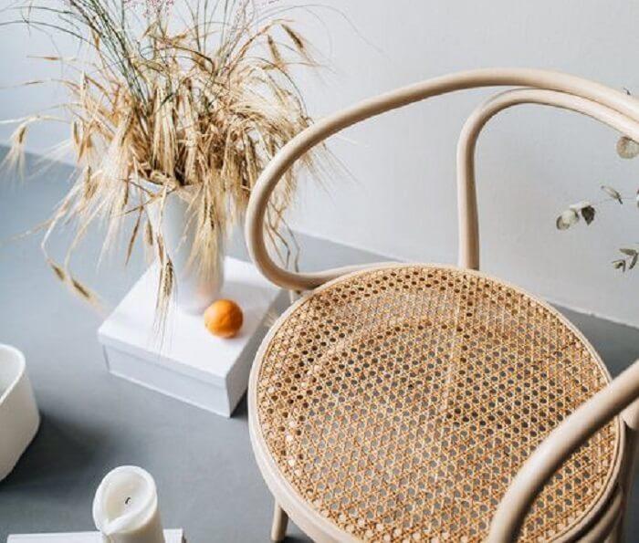 Modelo de cadeira poltrona thonet. Fonte: Pinterest