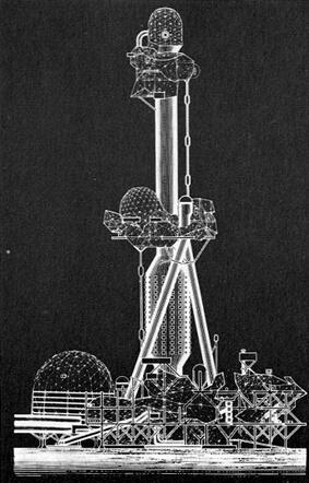 Archigram: Torre Montreal (foto: territorios.org)