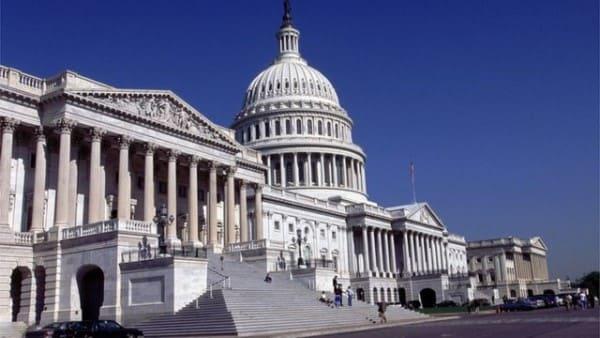 Arquitetura eclética: Capitólio dos EUA (foto: BBC)
