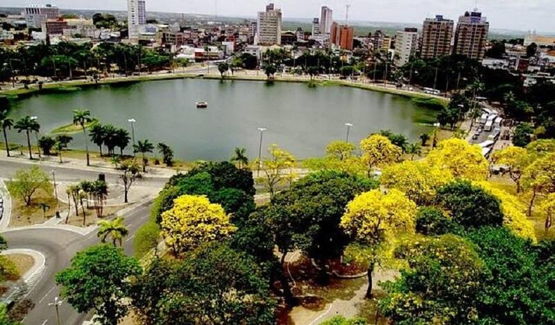 Cidade sustentável: a cidade de João Pessoa possui um projeto paisagístico consolidado. Fonte: Paraíba Master