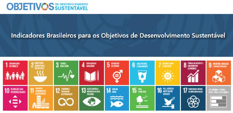 Cidades Sustentáveis: Conheça os 17 objetivos de Desenvolvimento Sustentável. Fonte: ODS Brasil