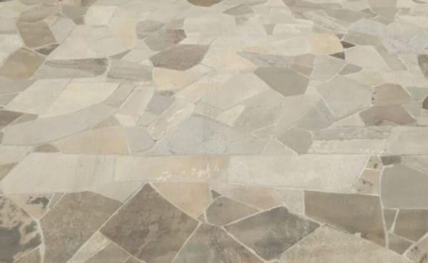 Pedra para calçada: basalto (foto: Porto Pedras)