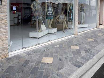 Pedra para calçada: Pedra Lagoa Santa (foto: Pedra Mineira)