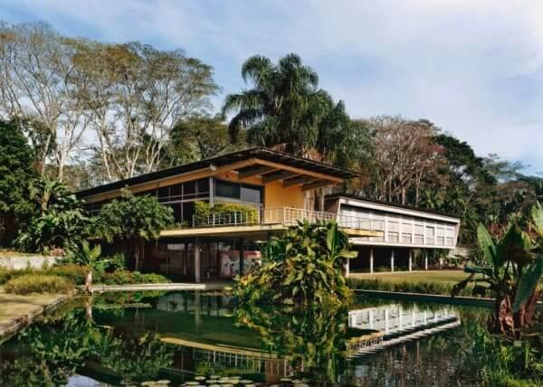 Rino Levi: Casa Olivo Gomes - fachada (foto: CasaCor)