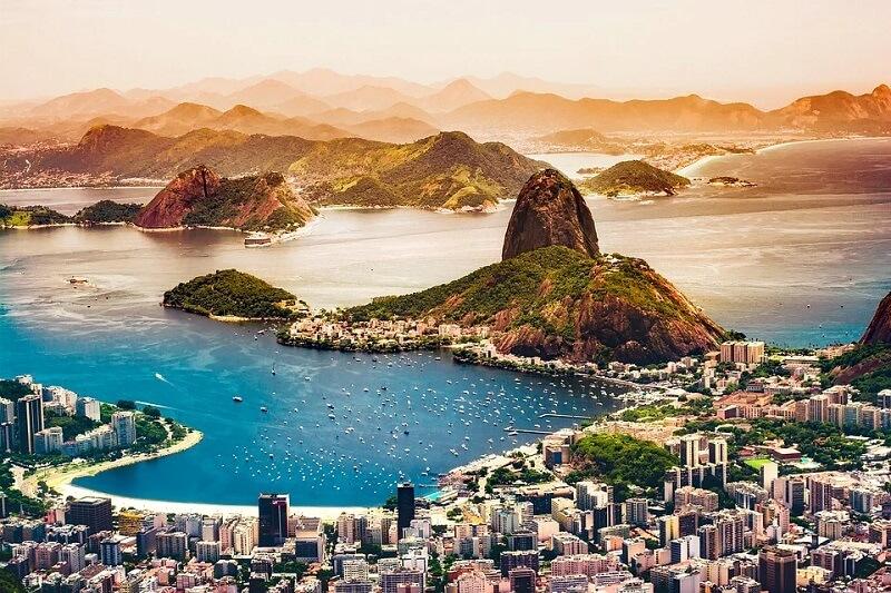 A análise da paisagem urbana exerce uma forte influência na criação de projetos de arquitetos e urbanistas: retrato da cidade do Rio de Janeiro. Fonte: Pixabay