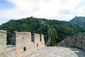 Tudo que você precisa saber sobre a Muralha da China. Fonte: Pixabay