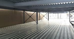 Descubra o que é steel deck. Fonte: Kofar